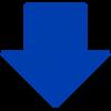 Blauer Pfeil blau